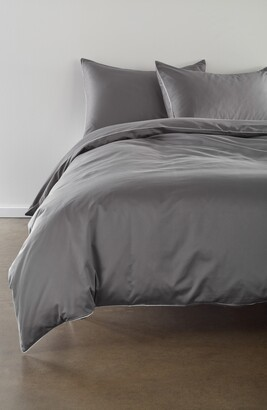 Nordstrom Sateen Duvet Cover & Sham Set