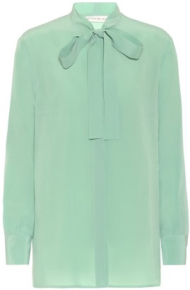 Etro Silk-crApe blouse