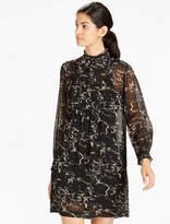 Lucky Brand Marble Print Dress