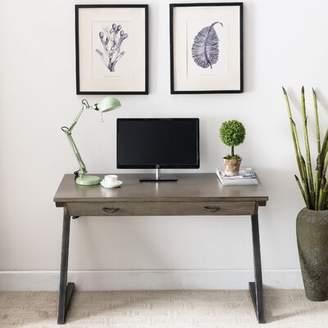 Wrought Studio Audette Z-Leg Mixed Laptop Desk Wrought Studio