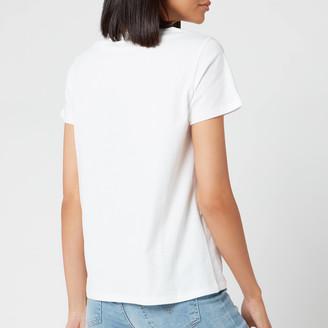 Karl Lagerfeld Paris Women's Ikonic & Choupette T-Shirt