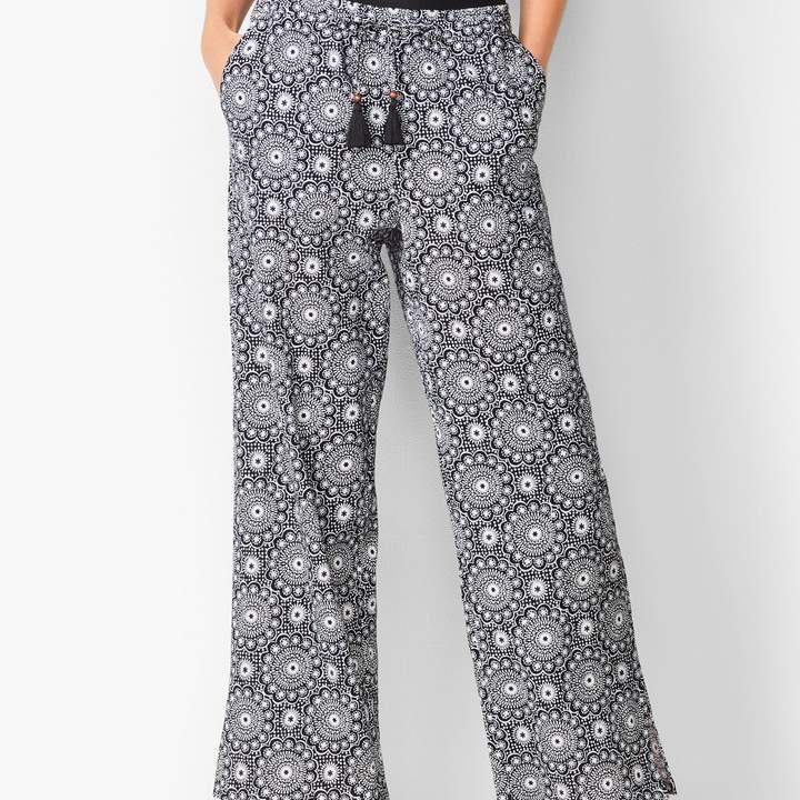 de4555d36f White Swimsuit Cover Up Pants - ShopStyle