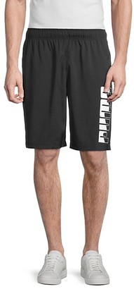 Puma Regular-Fit Logo Shorts