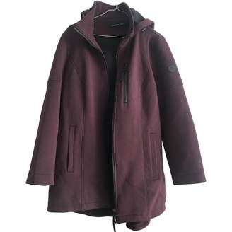 Andrew Marc Brown Cotton Jacket for Women