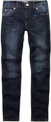 Levi's Girls 7-16 710 Super Skinny Fit Jeans