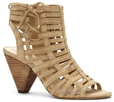 Vince Camuto Evinia – Woven Cone-Heel Sandal