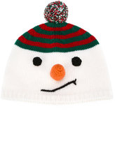 Gucci Kids - snowmen beanie - kids - Wool - 50 cm