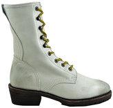 Gee WaWa Beige Aira Leather Boot