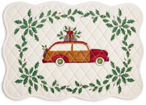 Lenox Closeout! Holiday Gifts Placemat