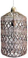 Selamat Vela Pendant - Antiqued Brass