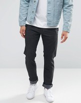 Lee Arvin Slim Tapered Chino Atom Gray
