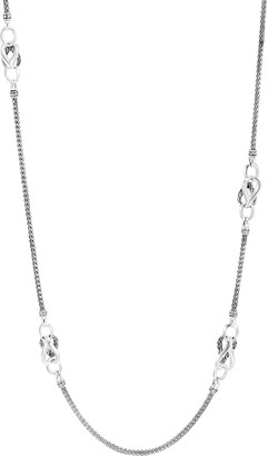 John Hardy Asli Classic Chain Mini-Link Sautoir Necklace