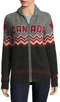 Canadian Olympic Team Collection Womens Country Sweater