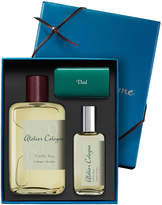 Atelier Cologne Trè;fle Pur Cologne Absolue, 200 mL with Personalized Travel Spray, 30 mL