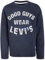 Levi's SPLAT Long sleeved top dress blue