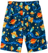 I Play Boys' Outer Space Classics Ultimate Swim Diaper Trunks (3mos4yrs) - 8127882