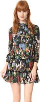 Alice + Olivia Breann Dress
