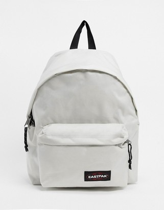 Eastpak padded backpack in beige