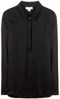 Velvet Cotton-blend Shirt
