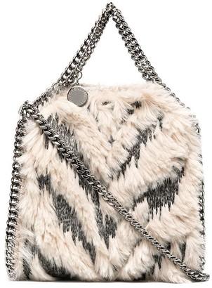 Stella McCartney faux fur Falabella bag