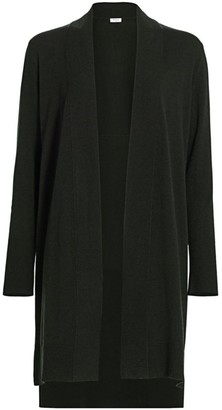 Akris Punto Wool & Cashmere Long Knit Cardigan
