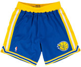 Mitchell & Ness Men's Golden State Warriors Authentic Shorts