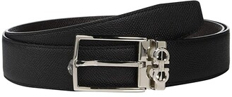 Salvatore Ferragamo Adjustable/Reversible Belt - 67A037
