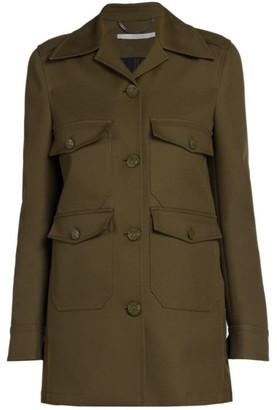 Stella McCartney Eliza Utility Jacket
