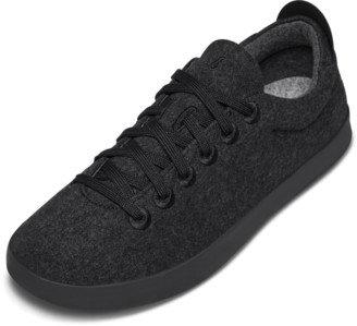 Allbirds Women's Wool Pipers - Natural Black (Black Sole)
