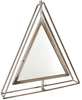 Go Home Roberto Triangle Mirror