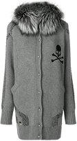 Philipp Plein My Dear cardi-coat