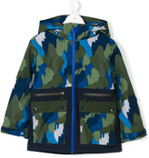 Stella McCartney Otis camouflage jacket