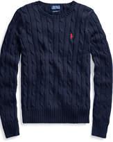 Polo Ralph Lauren Ralph Lauren Cotton Crewneck Sweater