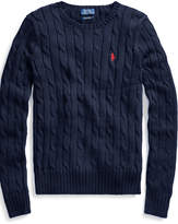 Ralph Lauren Pima Cotton Crewneck Sweater
