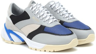 Axel Arigato Tech Runner leather sneakers
