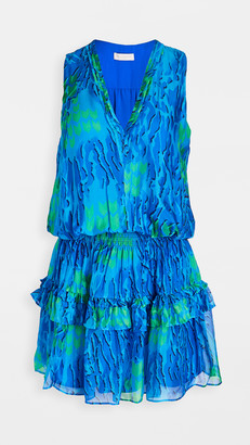 Ramy Brook Printed Kimmy Dress