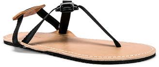 Hender Scheme Device Strap Sandal in Natural | FWRD