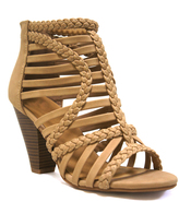 City Classified Natural Lexis Sandal