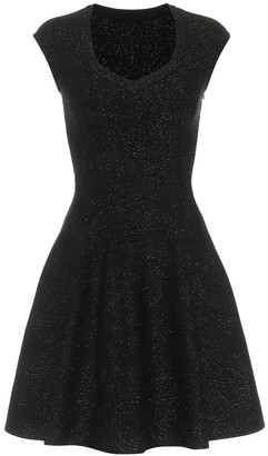 Alaia Fit-and-flare dress