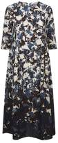 Max Mara Printed Cotton Dress