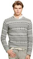 Polo Ralph Lauren Fair Isle Wool-Blend Sweater