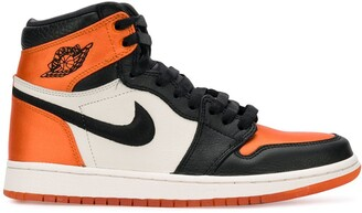 Jordan 1 Satin Shattered Backboard sneakers