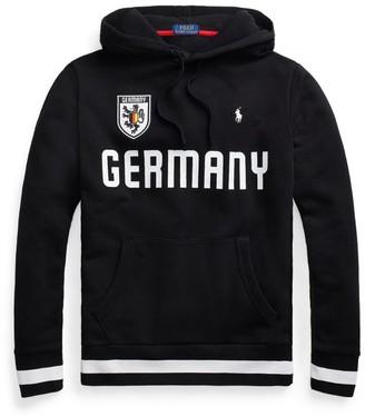 Ralph Lauren Germany Crest Hoodie