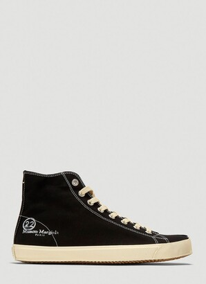 Maison Margiela Tabi High-Top Sneakers