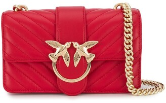 Pinko Cross Body Box Bag