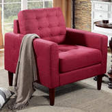 Mercury Row Amore Tufted Buttons Armchair