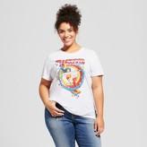 Wonder Woman Women's Plus Size Wonder Woman® Graphic T-Shirt White
