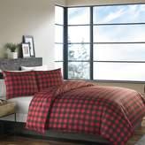 Eddie Bauer 210704 Mountain Plaid Comforter Set