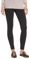 Lush Women's Zipper Leggings