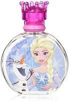 Disney Frozen Eau de Toilette Natural Spray for Women, 3.4 Fluid Ounce